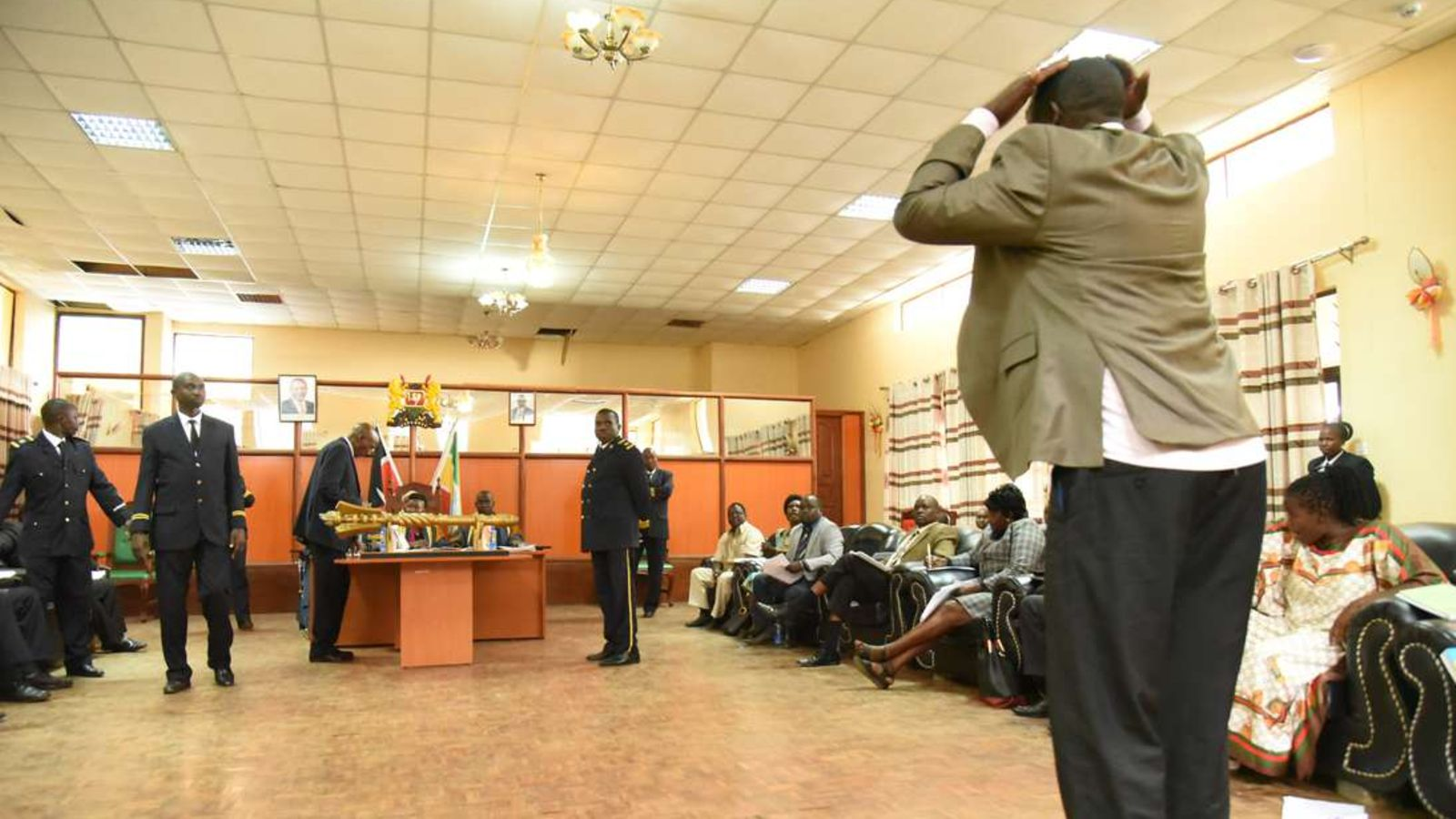 Baringo Disgruntled MCAs File A Petition To Overturn BBI Approval