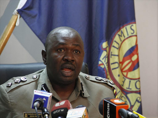 Charles Owino Removed as Police Spokesperson