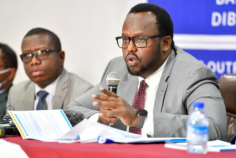 Public Event ends with call for Somalia's Constitution to guarantee rights of all citizens